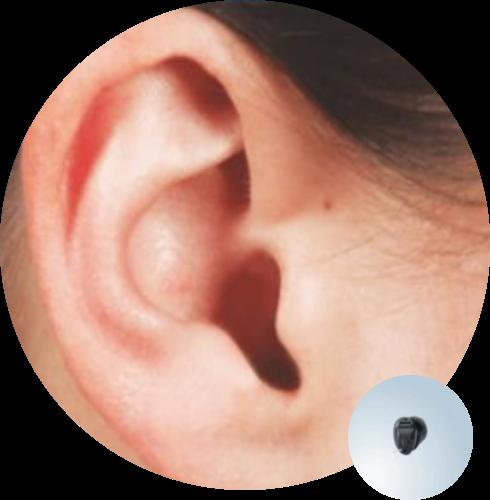 Ακουστικά βαρηκοΐας αόρατα από την εταιρεία Cosmoear