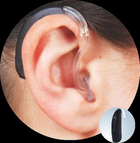 Οπισθωτιαίο ακουστικό βαρηκοΐας από την Cosmoear