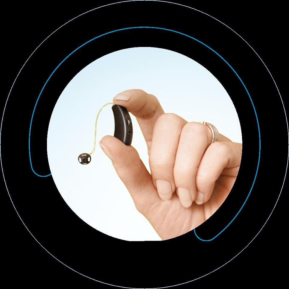 Ψηφιακό ακουστικό βαρηκοΐας από την εταιρεία Cosmoear